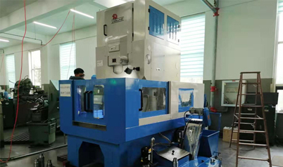 Shandong Hanpu introduced new equipment to further improve the technology level